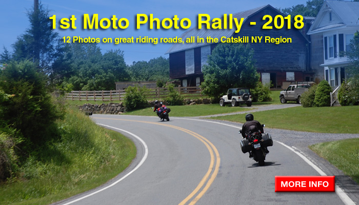 Celtic MCC 2018 Photo Rally