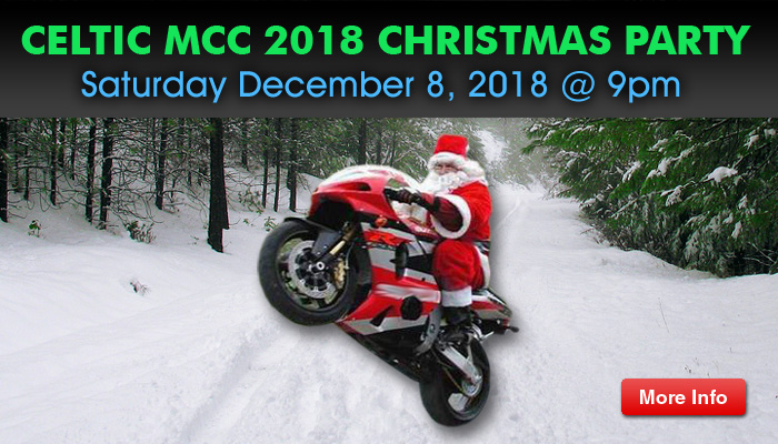 Celtic MCC 2018 Christmas Party
