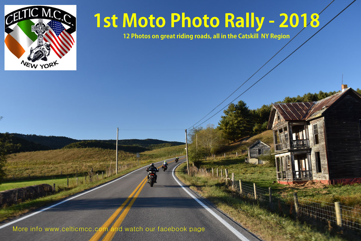 2018 Celtic MCC Moto Photo Rally