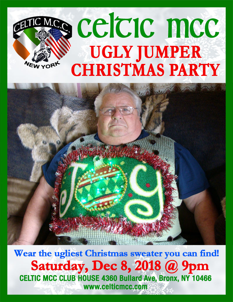 Celtic MCC Christmas Party