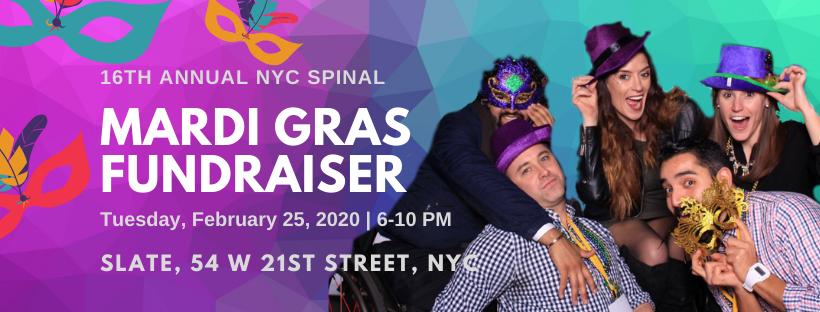 Mardi Gras 2020 Fundraiser
